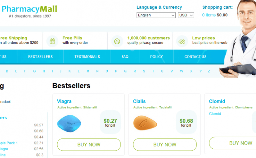 Cheap Pills Review – Long-running Web Drugstore Network You Can Trust